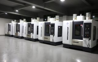 CNC machining prototypes China