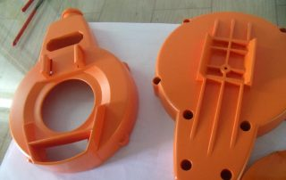CNC machined prototypes China