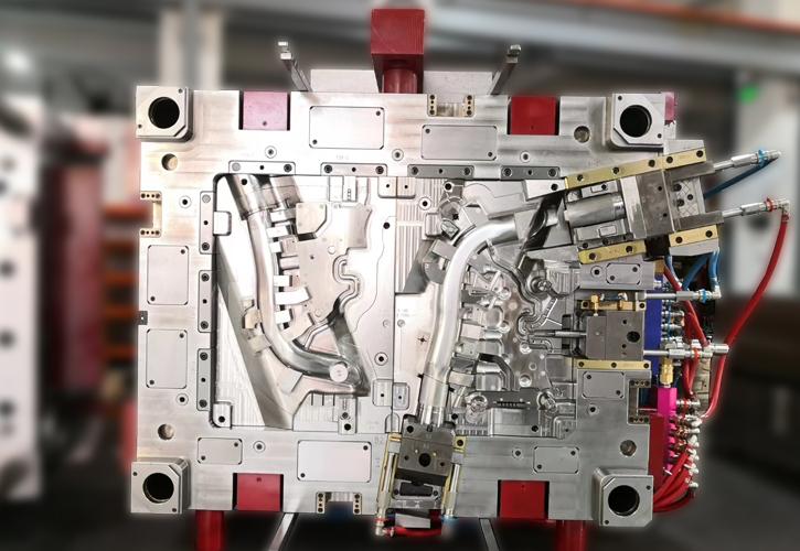 Plastic Injection Mold Making China