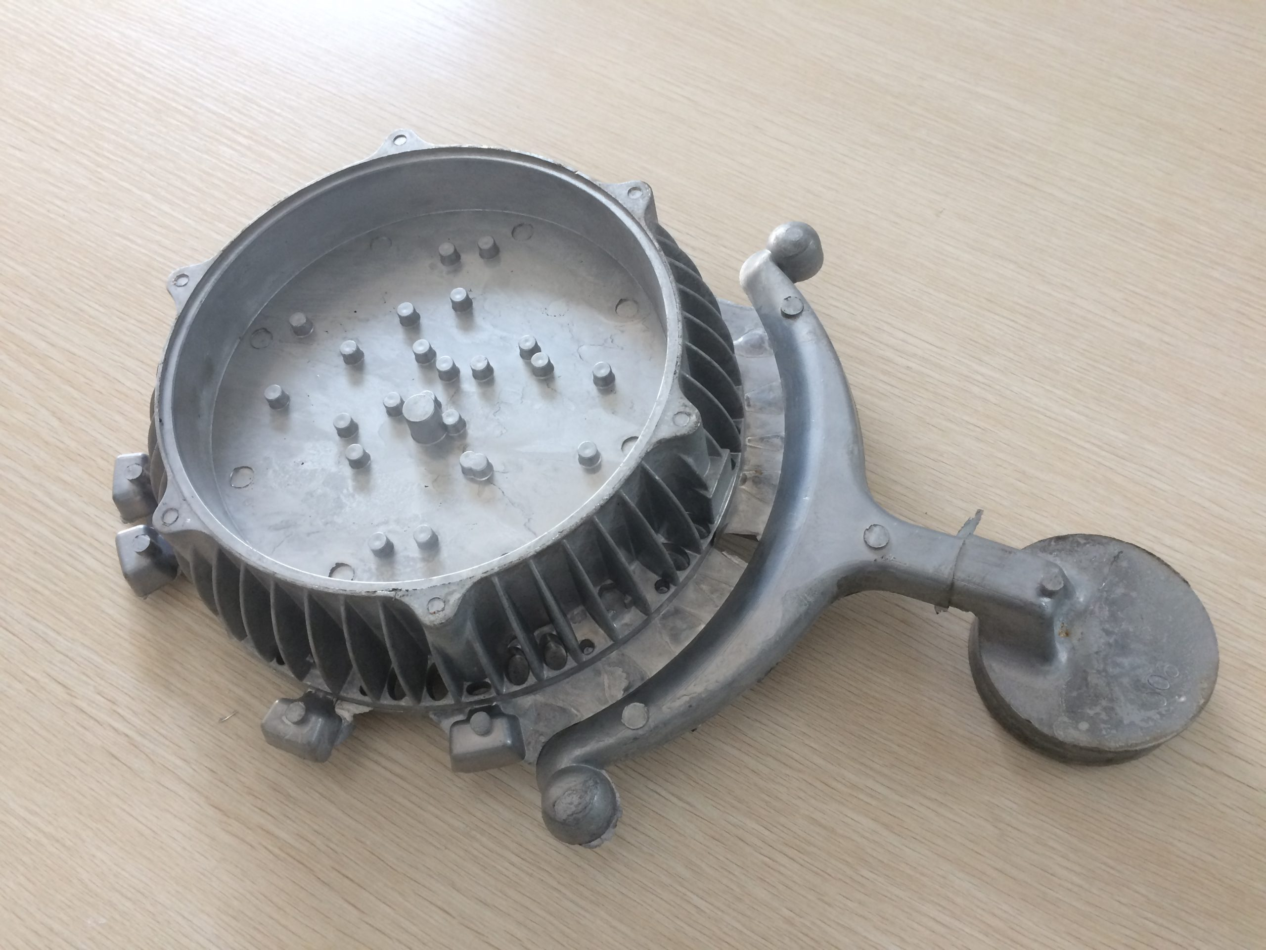Aluminim Die Casting China