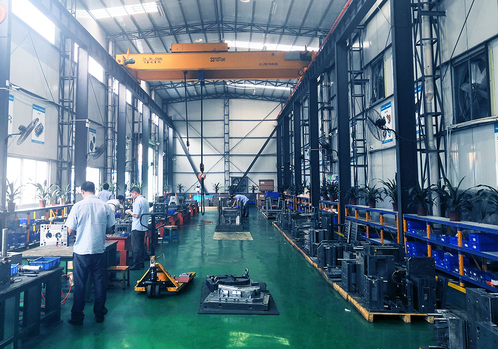 Tooling Room China