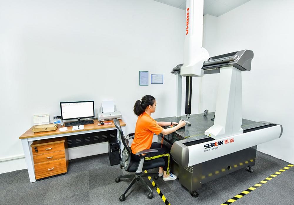 CMM for CNC Prototypes
